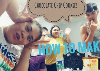 yt 66144 HOW TO MAKE Chocolate Chip Cookies BLAG 1 322x230 - HOW TO MAKE: Chocolate Chip Cookies (BLAG #1)