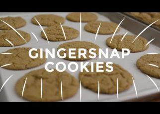 yt 66441 Gingersnap Cookies 322x230 - Gingersnap Cookies