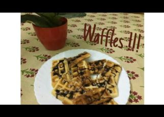 yt 67112 Delicious recipe for waffles Easy to make at home 322x230 - Delicious recipe for waffles   Easy to make at home