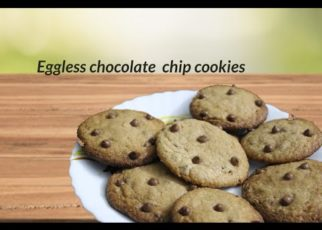 yt 67126 Chocolate chip cookies How to make choco chip cookies 322x230 - Chocolate chip cookies/ How to make choco chip cookies
