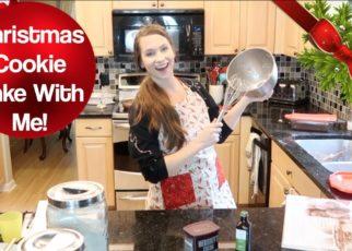 yt 67152 Christmas Cookies More Bake With Me So Good Good Enough 322x230 - Christmas Cookies + More Bake With Me! So Good, Good Enough!