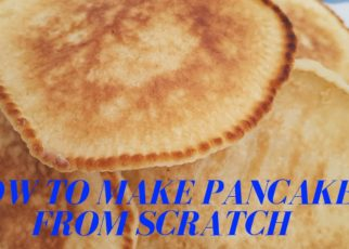 yt 67549 HOW TO MAKE PERFECT PANCAKES FLUFFY PANCAKES RECIPE 322x230 - HOW TO MAKE PERFECT PANCAKES / FLUFFY PANCAKES RECIPE