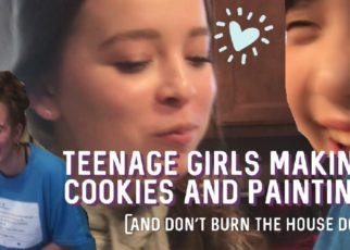 yt 67584 a group of teenage girls tries to bake cookies... Shans Dances 322x230 - a group of teenage girls tries to bake cookies... | Shans Dances