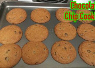 yt 67984 How to make Easy Chocolate chip cookies 322x230 - How to make Easy Chocolate chip cookies