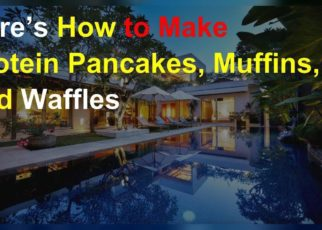 yt 68366 Heres how to make protein pancakes muffins and waffles 322x230 - Here's how to make protein pancakes, muffins, and waffles