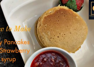 yt 69149 How to Make Fluffy Pancakes and Strawberry syrup 322x230 - How to Make Fluffy Pancakes and Strawberry syrup