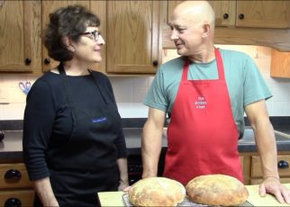 yt 69193 The Polish Chef goes to Susans Cooking School for Peasant Skillet Bread 322x230 - The Polish Chef goes to Susan's Cooking School for Peasant Skillet Bread