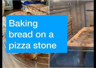 yt 69605 How to bake bread on a pizza stone 322x230 - How to bake bread on a pizza stone