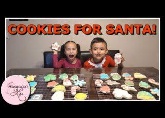 yt 73101 Lets make COOKIES FOR SANTA Elf on the shelf DAY 20 VLOG 146 322x230 - Let's make COOKIES FOR SANTA! + Elf on the shelf DAY 20 | VLOG 146