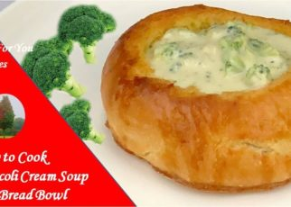 yt 73147 How To Cook Broccoli Cream Soup In A Bread Bowl 322x230 - How To Cook Broccoli Cream Soup In A Bread Bowl