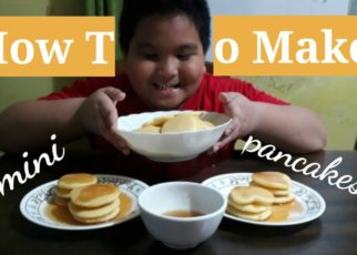 yt 74986 How to make mini pancakes 322x230 - How to make mini pancakes
