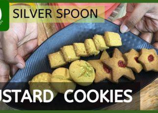 yt 75789 How To Make Custard Cookies Wheat Custard Cookies Silver Spoon 322x230 - How To Make Custard Cookies | Wheat Custard Cookies | Silver Spoon