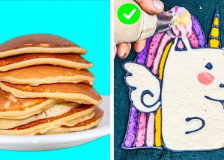 yt 76332 20 AMAZING PANCAKE IDEAS FOR THE BEST BREAKFAST Food Decor DIYs 322x230 - 20 AMAZING PANCAKE IDEAS FOR THE BEST BREAKFAST || Food Decor DIYs