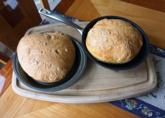 yt 76375 How to Bake No Knead Bread in a Skillet updated super easy no machines 322x230 - How to Bake No-Knead Bread in a Skillet (updated)… super easy… no machines