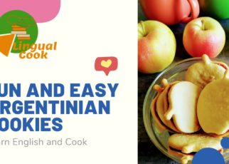 yt 98429 Easy Argentinian CookieLearn English and Cook 322x230 - Как легко приготовить аргентинское печенье | Easy Argentinian Cookie|Learn English and Cook