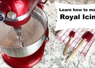 yt 98558 Learn how to make royal icing for decorating sugar cookies 322x230 - Learn how to make royal icing for decorating sugar cookies.