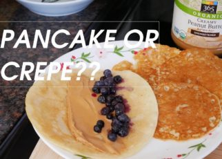 yt 98610 How To Make Easy Crepes or Maybe Just Thin Pancakes 322x230 - How To Make Easy Crepes (or Maybe Just Thin Pancakes)