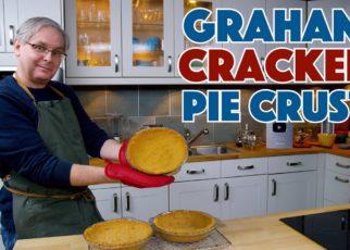 yt 98968 Graham Cracker Pie Crust Recipe How To  322x230 - 🏆 Graham Cracker Pie Crust Recipe How To 🏆