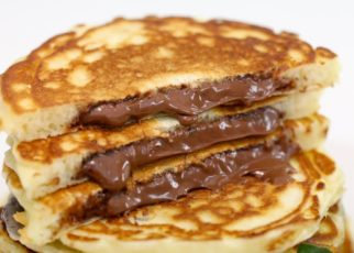 yt 99173 EASY NUTELLA STUFFED PANCAKES RECIPE HOW TO MAKE NUTELLA PANCAKES RECIPE NUTELLA PANCAKES 322x230 - (EASY!!) NUTELLA-STUFFED PANCAKES RECIPE | HOW TO MAKE NUTELLA PANCAKES RECIPE | NUTELLA PANCAKES