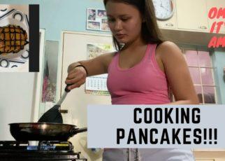 yt 99226 Cooking Pancakes 322x230 - Cooking Pancakes🥞