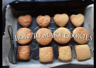 yt 99238 HOW TO MAKE COOKIES 322x230 - HOW TO MAKE COOKIES
