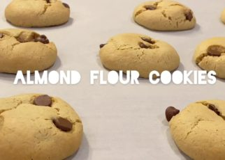 yt 99266 EASY and Delicious Almond Flour Chocolate Chip CookiesBake With Khadeejah cook with me how to 322x230 - EASY and Delicious Almond Flour Chocolate Chip Cookies|Bake With Khadeejah 👨🍳| cook with me| how to