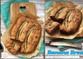 yt 99402 Banana Bread Bananen Brot Prep Cook Cake Faktory 322x230 - Banana Bread / Bananen Brot * Prep & Cook + Cake Faktory