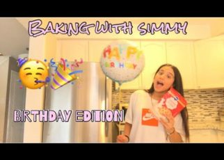 yt 99509 Baking Cookies for my 17th Birthday 322x230 - Baking Cookies for my 17th Birthday!!