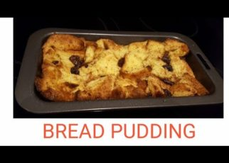 yt 99513 HOW TO MAKE BREAD PUDDING BREAD PUDDING RECIPE 322x230 - HOW TO MAKE BREAD PUDDING   |  BREAD PUDDING RECIPE