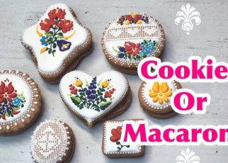 yt 99881 How to make macarons that look like cookies 322x230 - How to make macarons that look like cookies