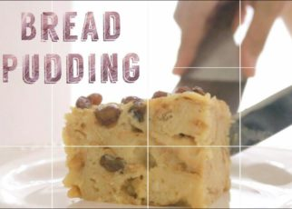 yt 99950 Classic Bread Pudding Recipe From Scratch No bake Princess GB 322x230 - Classic Bread Pudding Recipe From Scratch | No bake | Princess GB