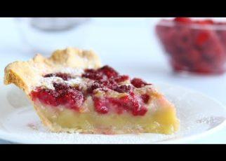 yt 210611 Easy Homemade Raspberry Custard Pie Recipe Creamy and Delicious 322x230 - Easy Homemade Raspberry Custard Pie Recipe, Creamy and Delicious