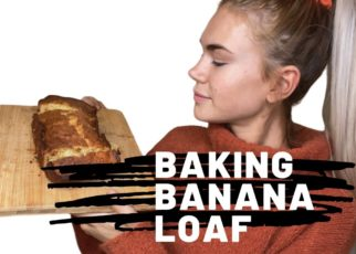 yt 210757 Cook With Me Baking Banana Loaf Bread 322x230 - Cook With Me: Baking Banana Loaf / Bread