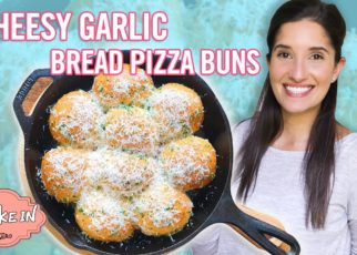 yt 210785 How To Make Cheesy Garlic Bread Pizza Buns With Tara Bake In 322x230 - How To Make Cheesy Garlic Bread Pizza Buns With Tara | Bake In