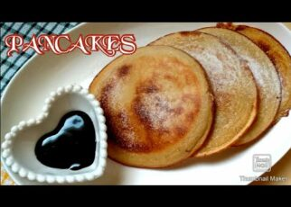 yt 210876 How to make pancakesSoft and Fluffy pancakes 322x230 - How to make pancakes/Soft and Fluffy pancakes