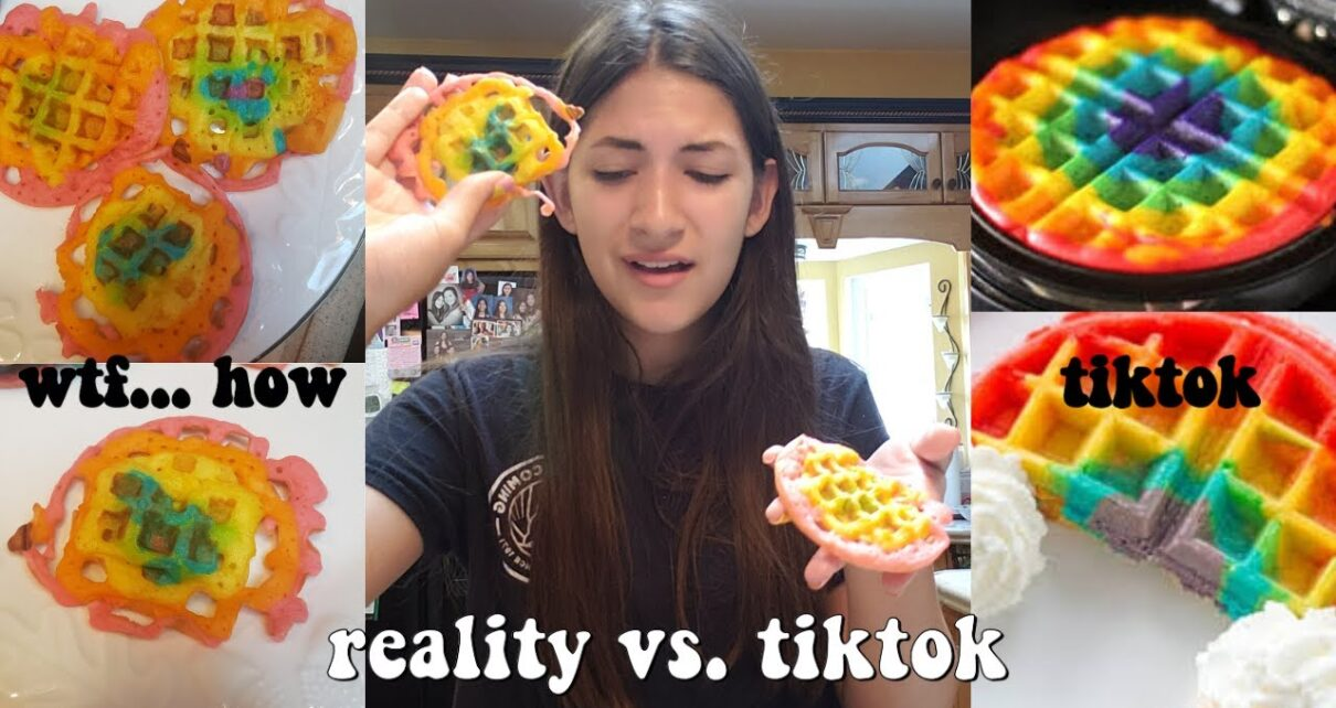 yt 210912 trying to make rainbow waffles from tiktok... epic fail 1210x642 - trying to make rainbow waffles from tiktok... *epic fail*