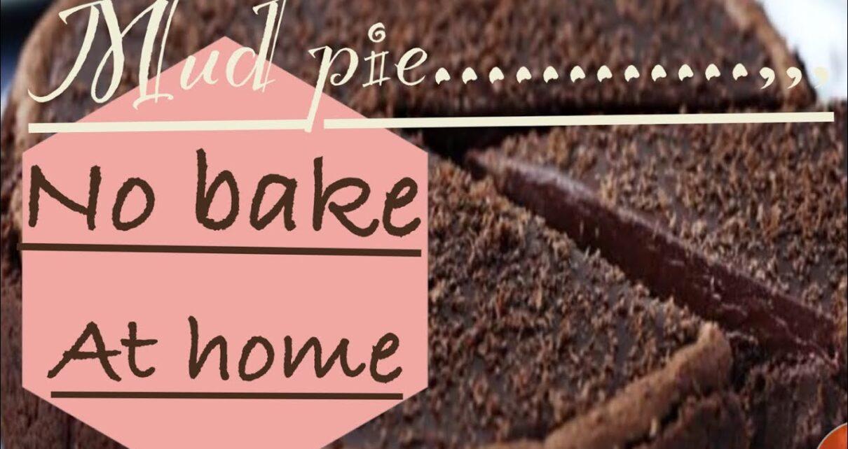yt 210944 Mud pie at home no bake easy to make 1210x642 - Mud pie at home ( no bake , easy to make)