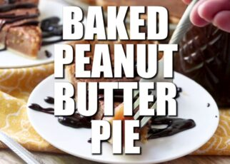 yt 210948 Old Fashioned Baked Peanut Butter Pie 322x230 - Old Fashioned Baked Peanut Butter Pie