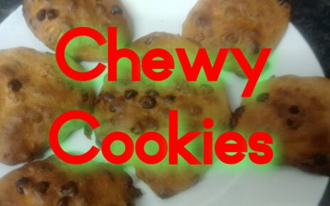 yt 210980 How To Make Chewy Cookies 464x290 - How To Make Chewy Cookies