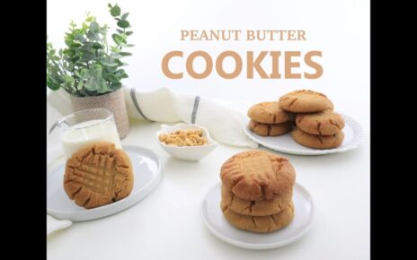 yt 210988 How to Make Peanut Butter Cookies Easy Delicious Peanut Butter Cookies Recipe 464x290 - How to Make Peanut Butter Cookies | Easy Delicious Peanut Butter Cookies Recipe