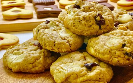 yt 210996 Easy Way To Make Oat Cookies 464x290 - Easy Way To Make Oat Cookies
