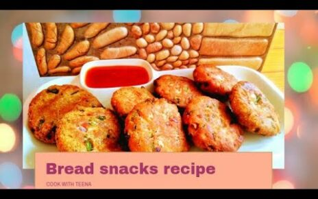 yt 211101 Bread snacksTea Time Snacks for kidzCook With Teena 464x290 - Bread snacks|Tea Time Snacks for kidz|Cook With Teena