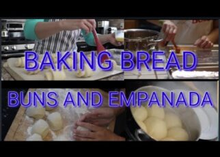 yt 211145 HOW TO BAKE BREADBUNSEMPANADAFood Vlog15 322x230 - HOW TO BAKE BREAD,BUNS&EMPANADA||Food Vlog#15
