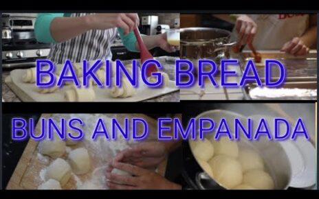 yt 211145 HOW TO BAKE BREADBUNSEMPANADAFood Vlog15 464x290 - HOW TO BAKE BREAD,BUNS&EMPANADA||Food Vlog#15