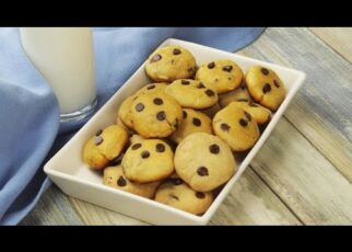 yt 211609 How to make delicious cookies in a pan without the oven 322x230 - How to make delicious cookies in a pan without the oven!