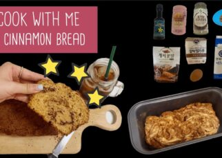 yt 211675 eng VLOG COOK WITH ME cinnamon bread  322x230 - (eng) VLOG | COOK WITH ME cinnamon bread 🍞