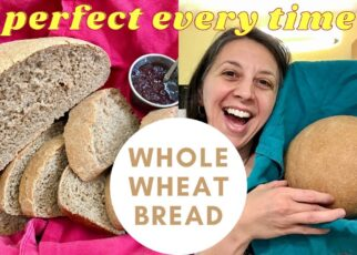 yt 211744 WHOLE WHEAT BREAD Perfect every time Afraid of baking whole wheat bread After this you wont be 322x230 - WHOLE WHEAT BREAD - Perfect every time! Afraid of baking whole wheat bread? After this you won't be.