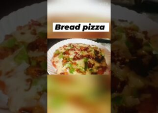 yt 212475 Bread pizza very easy to cook try this recipe 322x230 - Bread pizza very easy to cook, try this recipe
