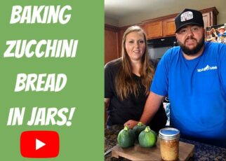 yt 212508 Baking Zucchini Bread in Jars 322x230 - Baking Zucchini Bread in Jars!