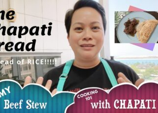 yt 213286 HOW TO COOK BEEF STEW LETS HAVE CHAPATI BREAD INSTEAD OF RICE Leah Acebuche 322x230 - HOW TO COOK BEEF STEW? LET'S HAVE CHAPATI BREAD INSTEAD OF RICE | Leah Acebuche